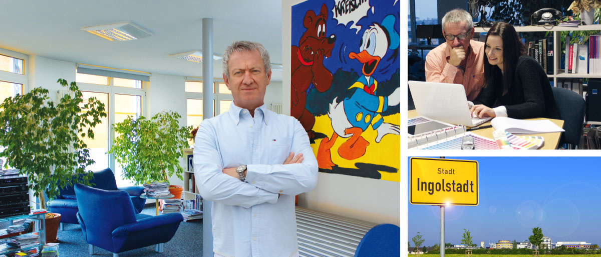 20 Jahre Werbeagentur Ingolstadt
