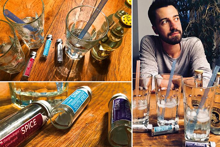 Ginologist Gin-Tasting