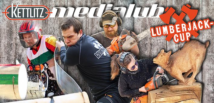 Plakatmotiv Kettlitz LumberjackCup 2018