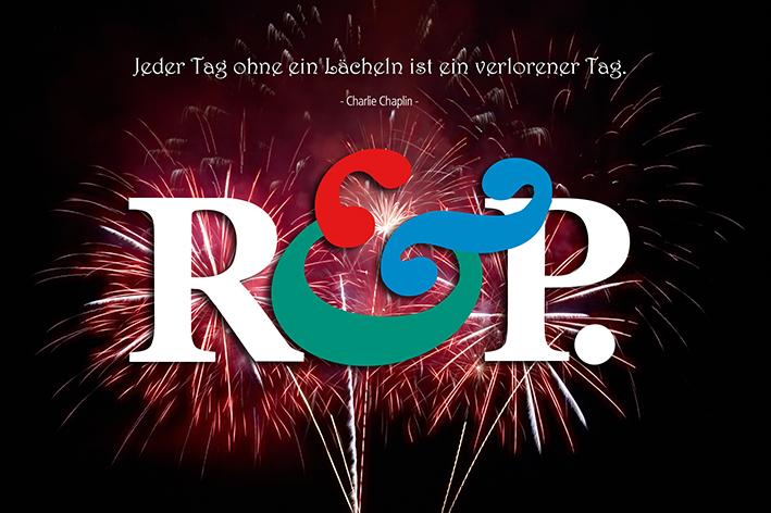 R&P Werbeagentur Ingolstadt – Ihr unkomplizierter Werbepartner auch in 2017.