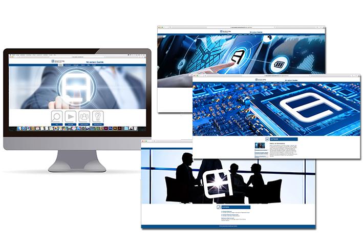 Neue Homepage für exantas-automotive.